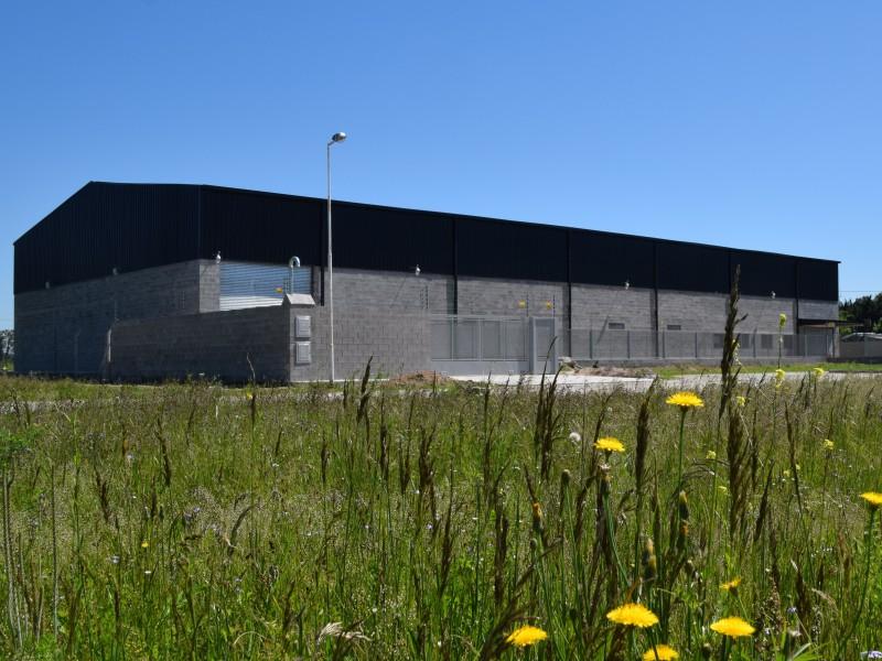 Nueva planta industrial en Moreno.