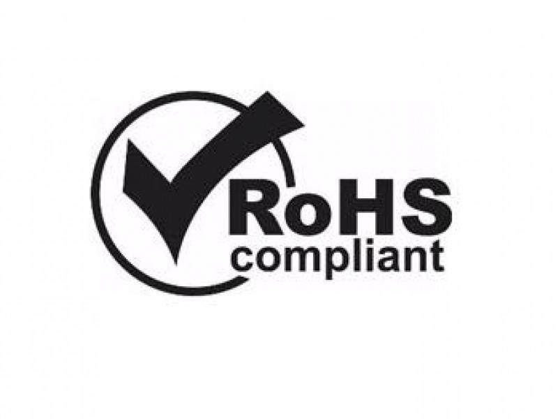 Informe de cumplimiento RoHS